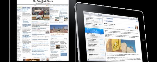 iPass on the iPad