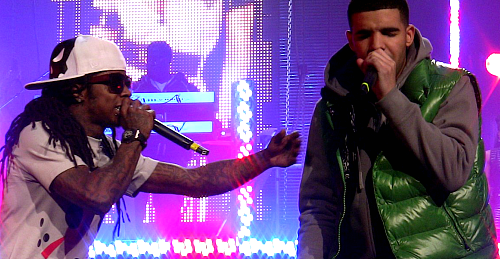 "Drake ""July"" & ""Miss Me"" ft. Lil Wayne [Radio]"