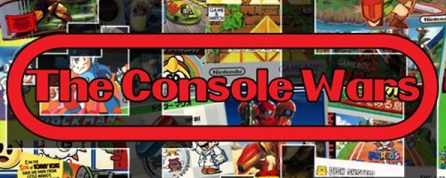 The Console Wars 4.5
