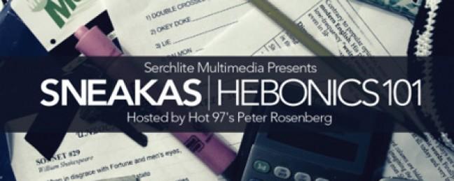 "Sneakas ""Hebonics 101"" [MIXTAPE]"
