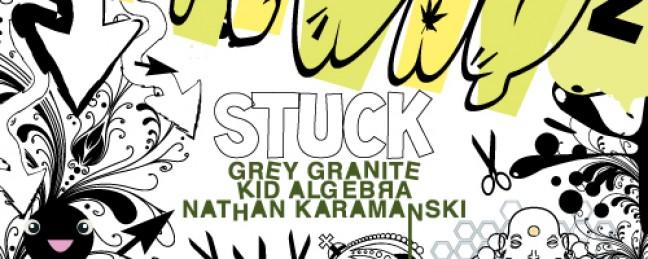 "J. Brookinz ""Stuck"" ft. Grey Granite, Kid Algebra & Nathan Karamanski"
