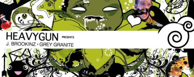 "J. Brookinz x Grey Granite ""Future Ninja"" [VIDEO]"
