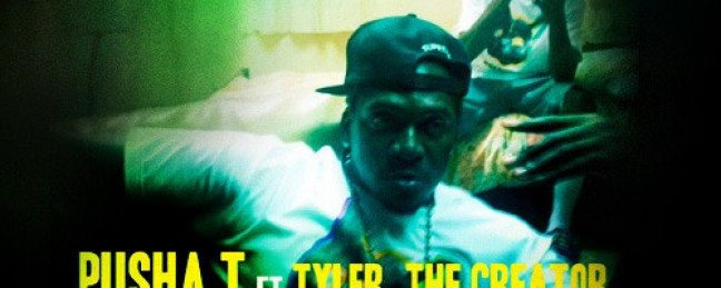 """Pusha T """"Trouble On My Mind"""" ft. Tyler, the Creator (Prod. By Pharrell)"""