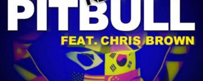 "Pitbull ft. Chris Brown ""International Love"" (Clinton Sparks & Disco Fries Remix)"