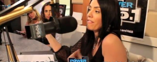Cherry Martinez talks Drita Beef w/ Mob Wive's Ramona Rizzo [VIDEO]
