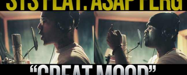 "STS ft. ASAP Ferg ""Great Mood"" [#GOLDRush]"