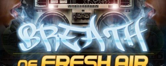 """Erick Sermon """"Breath Of Fresh Air"""" [MIXTAPE]"""
