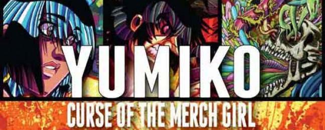 """Murs """"Gods Gone Crazy"""" [VIDEO] x """"Yumiko: Curse Of The Merch Girl"""" on Kickstarter"""