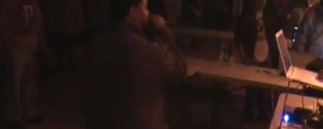 John Robinson & Devine Carama Cipher (4/6/2012) [VIDEO]
