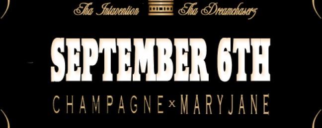 "September 6th ""Champagne x Mary Jane"" [MIXTAPE]"
