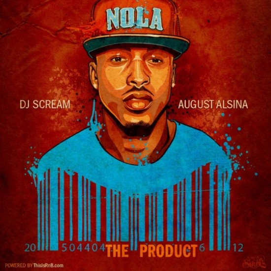 August alsina the product mixtape leftover cake