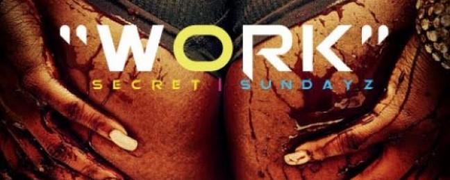 "Adam Roose ""WORK"" ft. Mrs. Black Dyamond [DOPE!]"