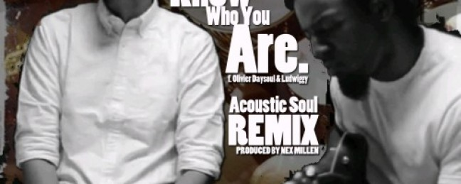 """Oddisee """"You Know Who You Are""""(Acoustic Soul Remix) [DOPE!]"""