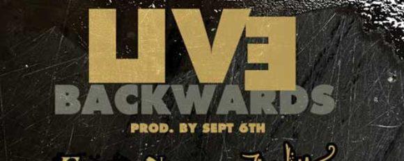 """Kenlo Key """"Live Backwards"""" ft. Griffen & Jamal Mar (Prod. by September 6th) [DOPE!]"""