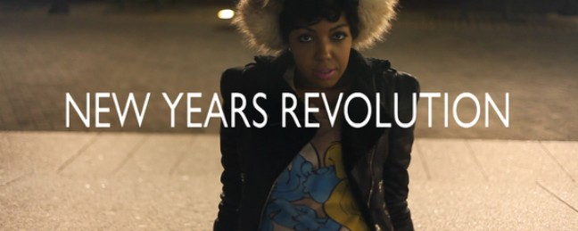 """SmCity ft. Alison Carney """"New Years Revolution"""" [VIDEO]"""
