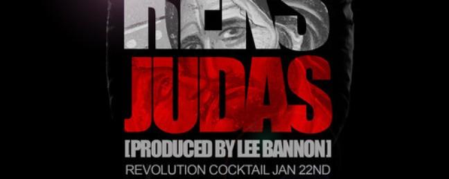 "REKS ""Judas"" (Prod. by Lee Bannon) [DOPE!]"