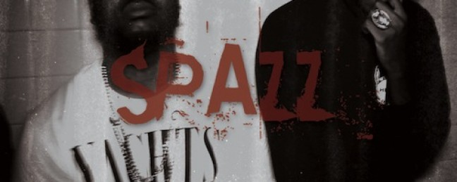 """Jimmy Kelso x BanksOnTheBeat  """"SPAZZ"""" [DOPE!]"""