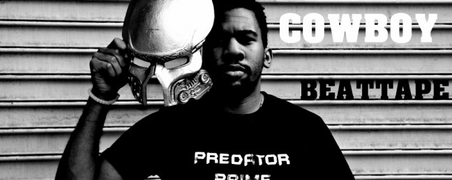 "DJ Predator Prime ""Black Cowboy Beattape"" [DOPE!]"