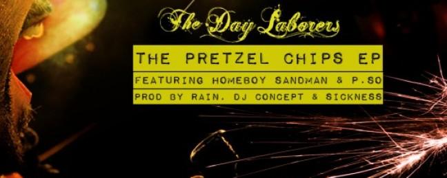 "The Day Laborers ft. Homeboy Sandman & P. So ""Pretzel Chips"" (DJ Concept Remix) [DOPE!]"