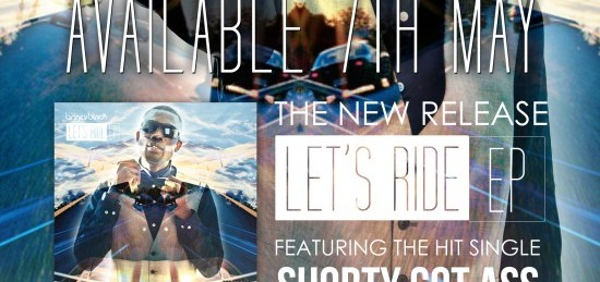 "Boney Black ""Let's Ride"" [VIDEO] x ""Let's Ride EP"""