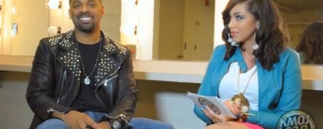Ms. Georgia Ellyse Interviews Mike Epps Pt. 2 [VIDEO]