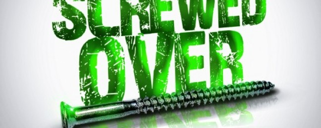 """Jeu Green """"Screwed Over"""" ft. Jitta On The Track [DOPE!]"""