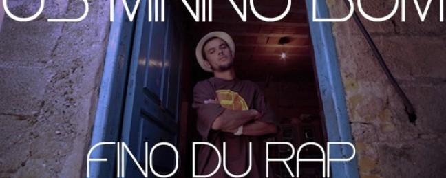 "Kensaye ft. Fino Du Rap ""Us Mininu Bom"" [DOPE!]"