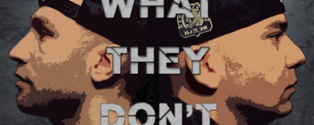 "The My.N.O.R.S. ""What They Don't Know"" (Prod. by DP)"