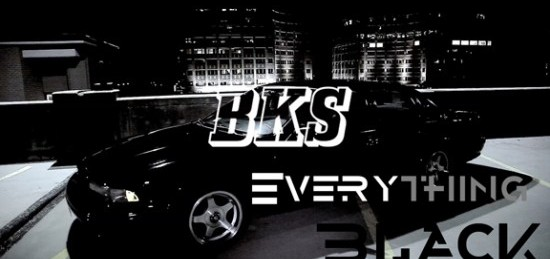 "BKS ""Everything Black"" [VIDEO]"
