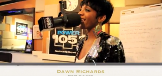 Dawn Richards talks going solo, Que & More with Power 105.1′s Cherry Martinez [VIDEO]