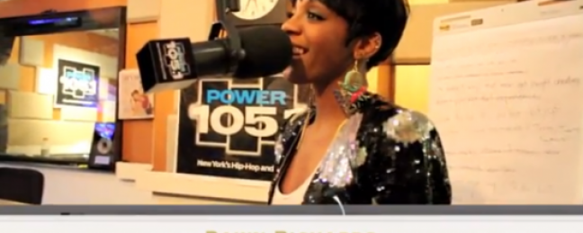 Dawn Richards talks going solo, Que & More with Power 105.1's Cherry Martinez [VIDEO]