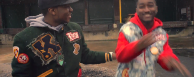 """Era Hardaway & Kevin Sinatra """"We In There"""" [VIDEO]"""