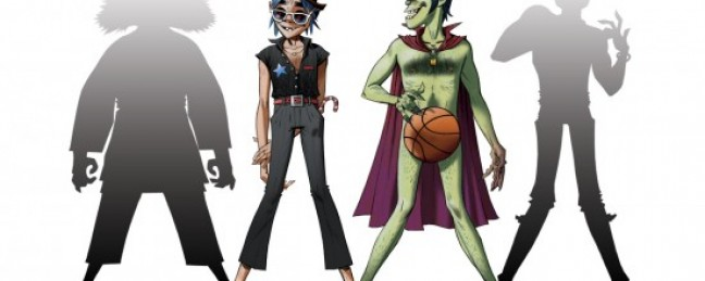 'Gorillaz' Murdoc Speaks on Mystery Collabo [AUDIO]
