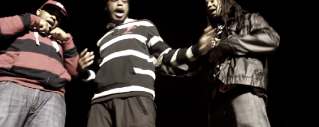 """G'Town Wayne & Holleywood """"Really Mean It"""" ft. Money V [VIDEO]"""