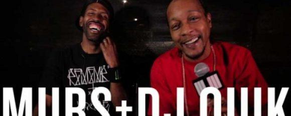 Maker Music: Murs Interviews DJ Quik [VIDEO]