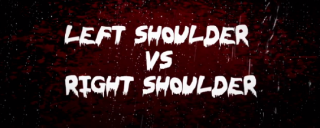 """Pavy """"Left Shoulder v. Right Shoulder"""" [VIDEO]"""