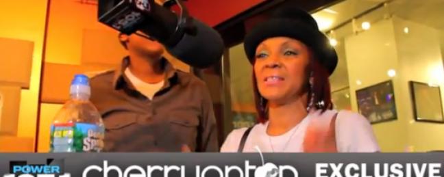 Mama Jones Talks Love & Hip-Hop, Olivia Beef & New TV Show [VIDEO]