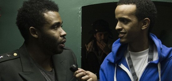 Pharoahe Monch Interview on The Come Up Show
