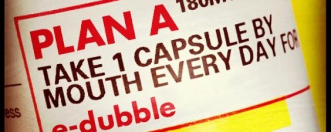 "e-dubble ""Plan A"" [DON'T SLEEP]"