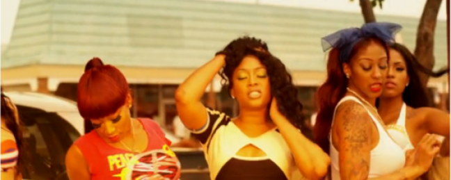 "Trina ""I'm Back (Back 2 Business)"" [VIDEO]"