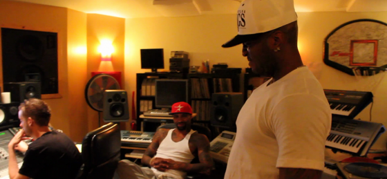 "Grafh x Joe Budden ""It's Just Music"""