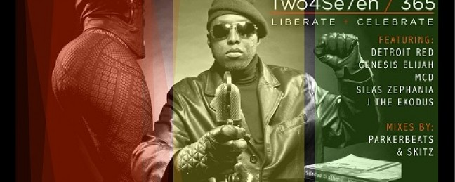 """WhoIsParadise """"Two4Se7en (Young Black & Gifted Mix)"""" ft. Genesis Elijah, Detroit Red, Silas Zephania [VIDEO]"""
