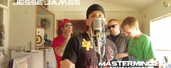 "Fly Boy Swift, Heaven Sent, Jesse James & Sketchy Waze ""MasterMindz Cypher"" [VIDEO]"