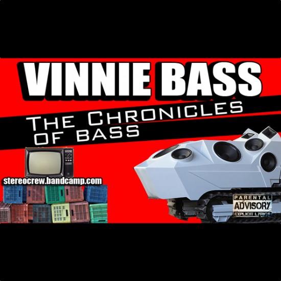 Vinnie Bass - The Chronicles Of Bass (Artwork)