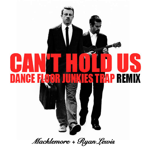 Macklemore & Ryan Lewis ft. Ray Dalton ft. John Harris - Can't hold us (Frontliner Never Comes Down Bootleg)