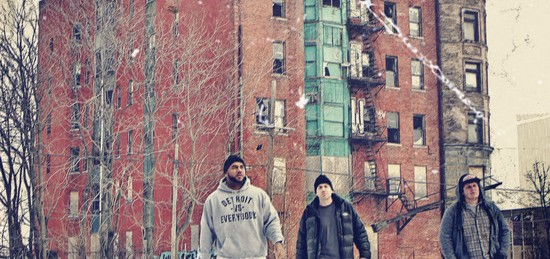"Ugly Heroes (Apollo Brown, Verbal Kent & Red Pill) ""Interview & Album Preview"" [VIDEO]"