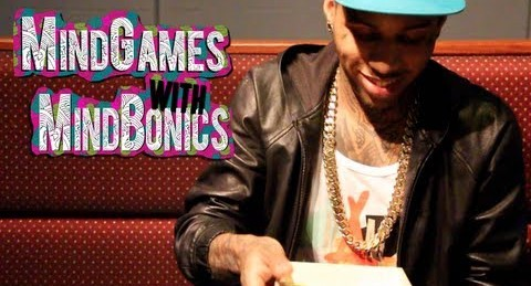 """MindGames with MindBonics: Kid Ink"" [INTERVIEW]"