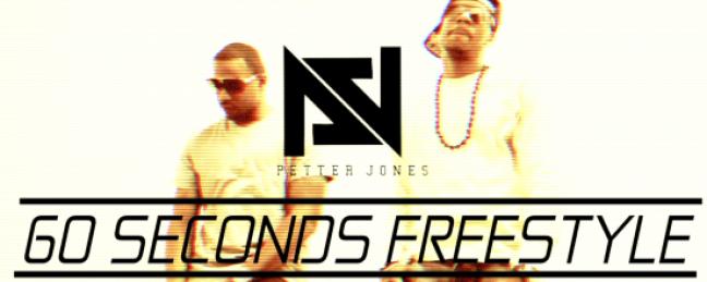 """Petter Jones ft. Trel Mack """"60 Seconds"""" [VIDEO]"""