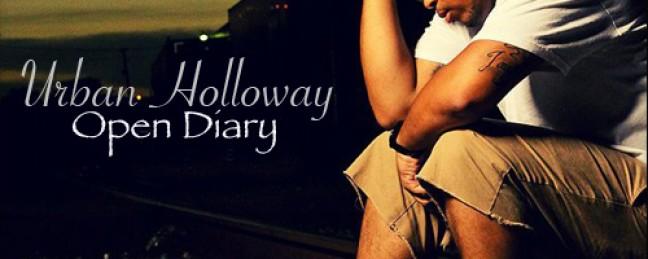 "Urban Holloway ""Open Diary"" EP"