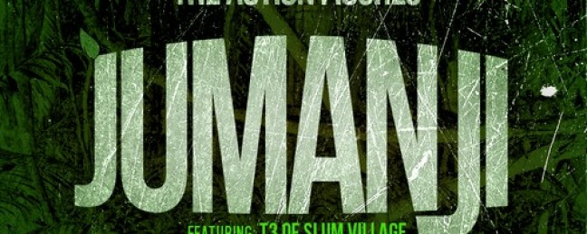 "Action Figures ft. T3 of Slum Village ""Jumanji"" (Produced by Young RJ)"